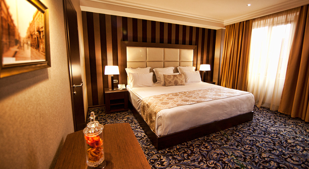 Hotel National Armenia | Senior Suite